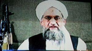 al-Qaida video med terrornätverkets ideolog Ayman al-Zawahiri