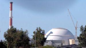 Kärnkraftverket i Bushehr i Iran