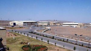 Natanz i Iran