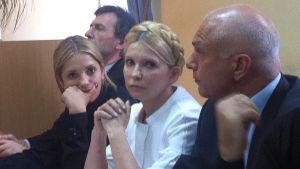 Tymosjenko i rätten
