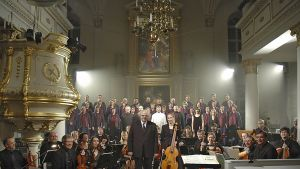 Johan Sebastian Bach: Matteuspassionen