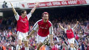 Fredrik Ljungberg, Arsenal 2002