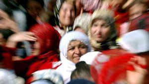 Kurdiska kvinnor i Turkiet
