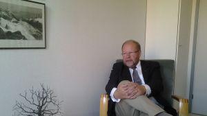 Gunnar Norrlund, patientkurator