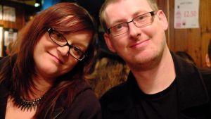 Emma och Craig vill förändra metallscenen