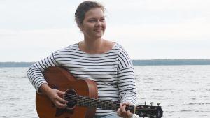 Sofie Lundell på Vegatoppen