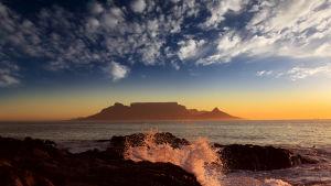 Table mountain Cape Townissa.