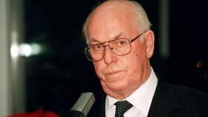 Lennart Meri, december 2000