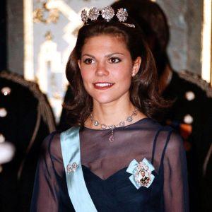 Kronprinsessan Victoria i december 1997.