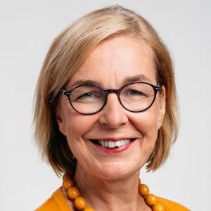 personporträtt, Gunilla Ohls är Yles strategidirektör