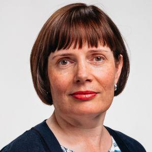 personporträtt, Maisa Hyrkkänen är Yles ekonomidirektör