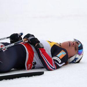 Heidi Weng, norsk skidåkare