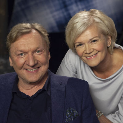 Aimo Räsänen ja Anne Flinkkilä