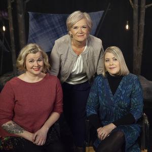 Anne Flinkkilä, Heli Suutari, Ani Kellomäki