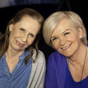 Kati Outinen ja Anne Flinkkilä