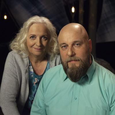Maarit Tastula ja Pekka Matilainen