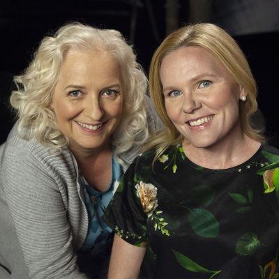 Maarit Tastula ja Elina Pekkarinen