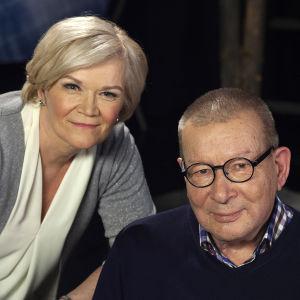 Anne Flinkkilä ja Eero Huovinen