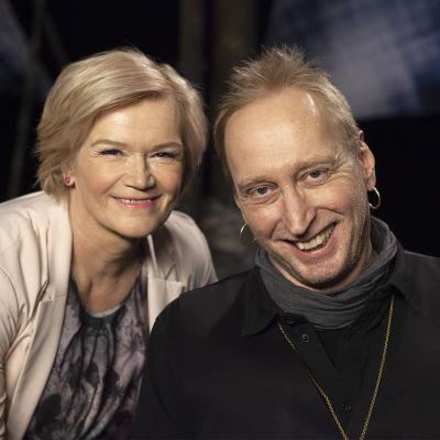 Anne Flinkkilä ja Otso Kautto