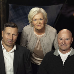 Harri Gustafsberg, Anne Flinkkilä, Jussi Makkula