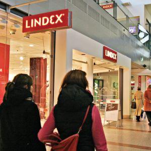 Lindex i Östra centrum