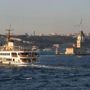 Turkiets största stad Istanbul