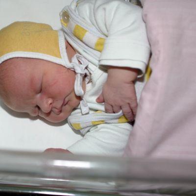 Nyfödd