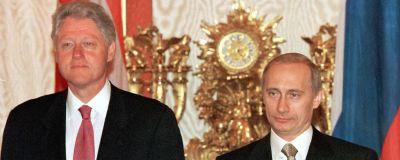 Putin vill ha bush kvar vid makten