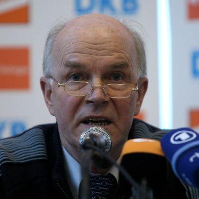 Anders Besseberg, ordförande för IBU.