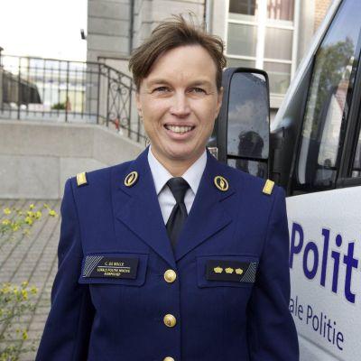 Catherine De Bolle var högsta polischef i Belgien innan hon utsågs till Euopols första kvinnliga chef