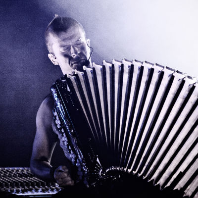 Kimmo Pohjonen 50-vuotisjuhlakonsertissaan
