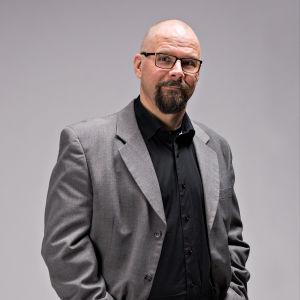 Marko Hietikko kuvassa.