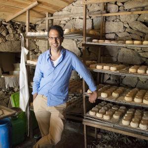 Keittiömestari Yotam Ottolenghi