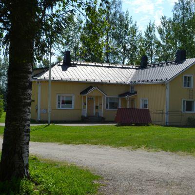Paltamon kylätalo Vaarankylässä