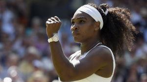 Serena Williams Wimbledon 2015.