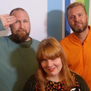 Paleface, Antti J Jokinen ja Susanna Vainiola Levylautakunnassa
