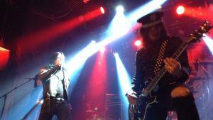 L.A. Guns på Tavastia i Helsingfors 31 maj 2016