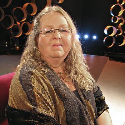 Den danska sångaren Inga Thommessen.