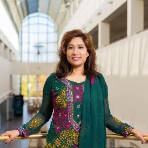 Vuoden tieteentekijä 2019 Nafisa Yeasmin