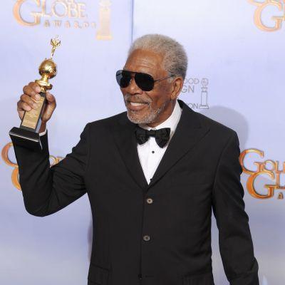 morgan freeman på golden globe awards