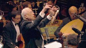 Barokkimusiikkiin erikoistunut kapellimestari William Cristie.