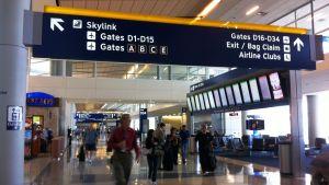 Dallasin lentokenttä, USA