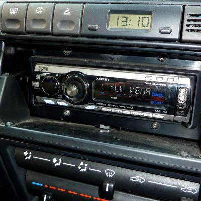 Bilradio