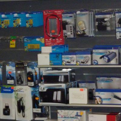 Elektronikaffär