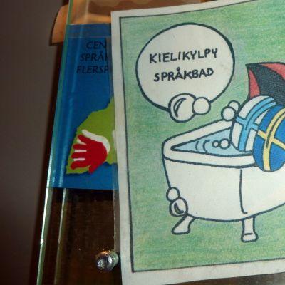 Vasa universitet utbildar språkbadslärare.