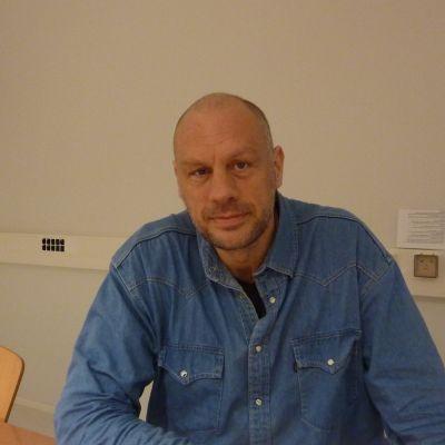 Johan Lönnberg har gjort film om Kurre Österberg