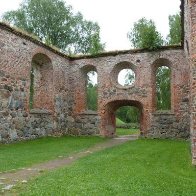 Ruinerna i Gamla Vasa