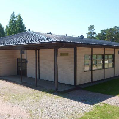 Finska specialskolan Tita-Marian koulu i Hangö
