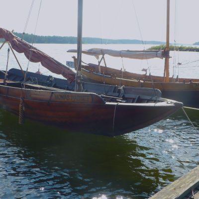 Allmogebåten Monäspasset