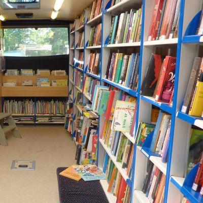 Raseborgs biblioteksbuss